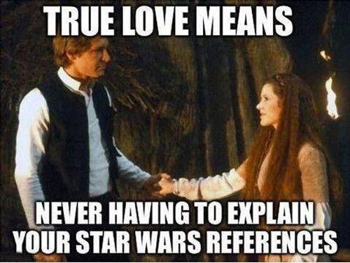 star wars heroes and true love