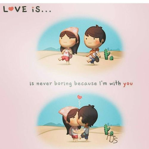 Modern true love meme
