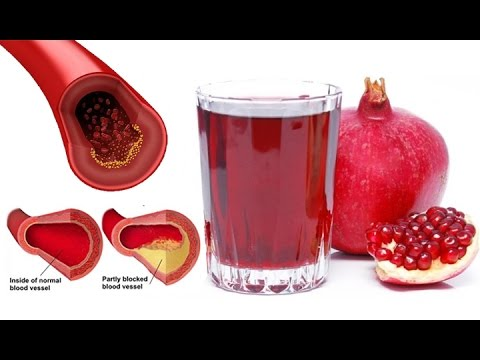 Natural Way To Clean Out Arteries
