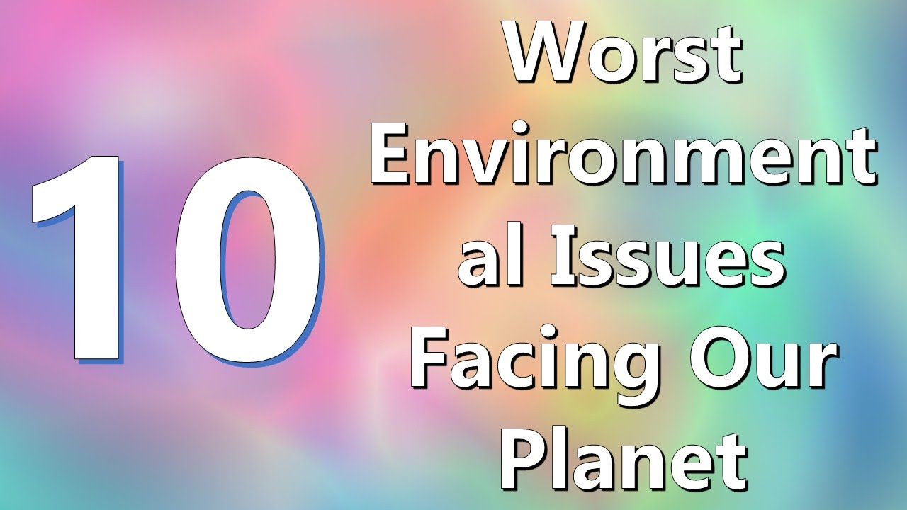 what are top ten environmental problem City mayors reports urban environmental developments and examines the challenges faced by cities worldwide more city mayors reports on and discusses urban development issues in developed and developing countries.