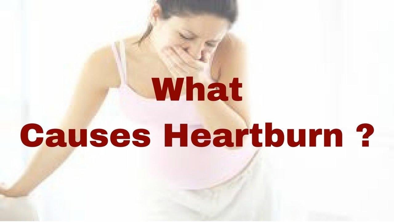 Why Viagra Causes Heartburn
