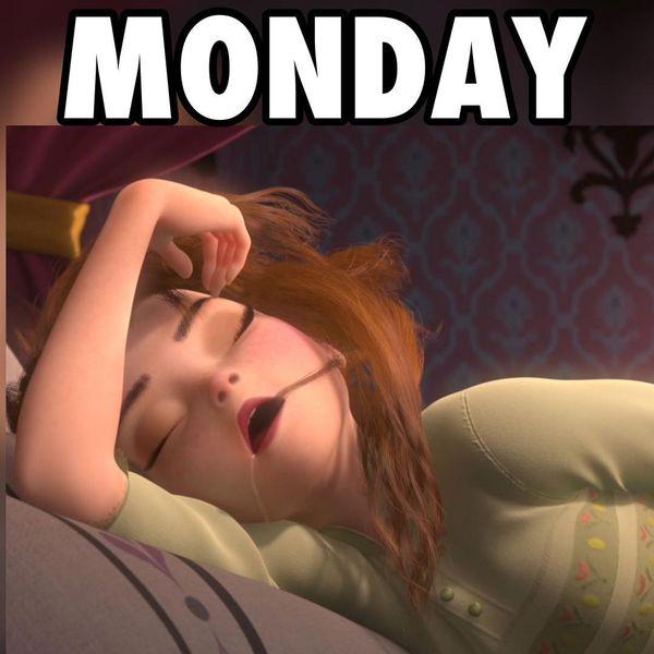 monday sleep