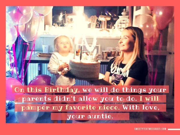 Happy Birthday Quotes to My Niece