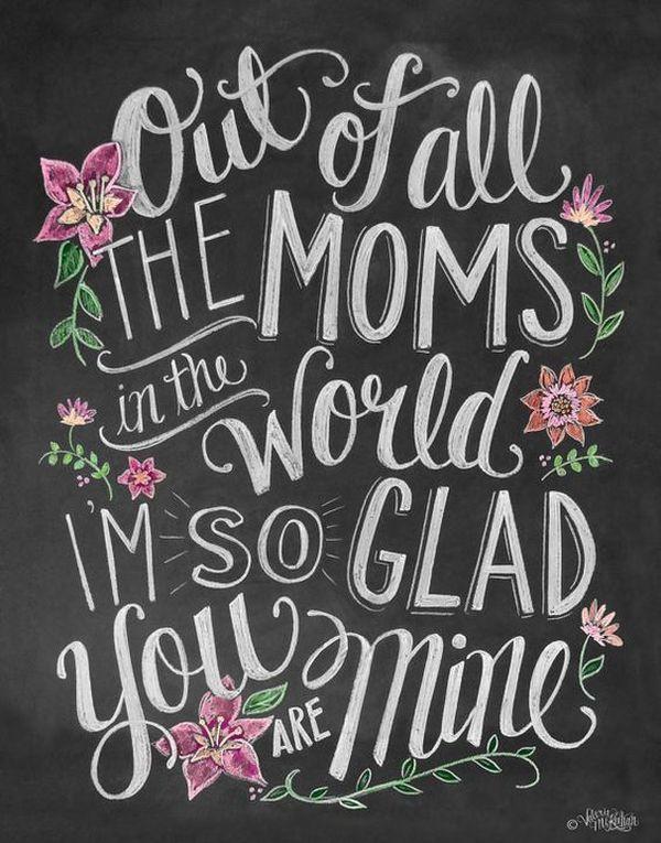 Creative Happy Birthday Mom Quotes Collection