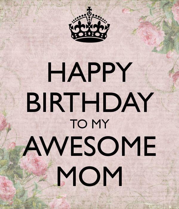Creative Happy Birthday Mom Quotes Collection1