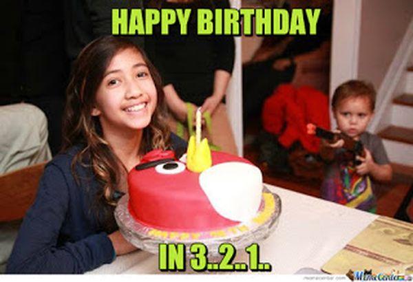 Hilarious Ideas of Happy Birthday Meme