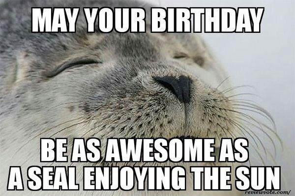Funny Hilarious Ideas of Happy Birthday Meme