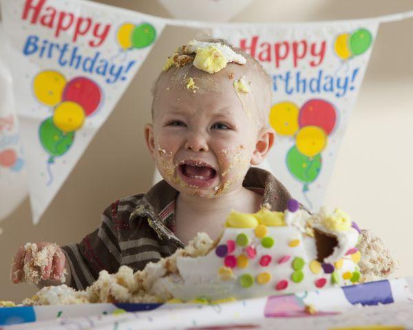Awesome Sweet Happy Birthday Meme instead of Tasty Cake