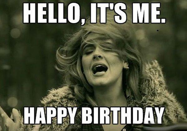 Cool Best Samples of Happy Birthday Meme