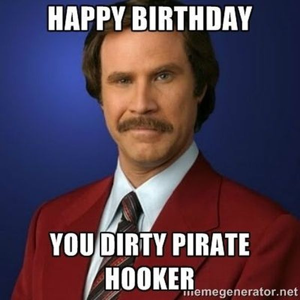Nice Dirty Meme for Happy Birthday