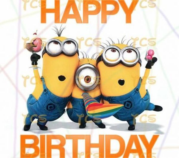 Cool Funny Happy Birthday Meme for Everybody