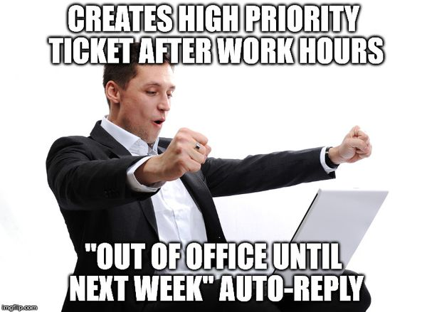 Fantastic Out of Office Meme