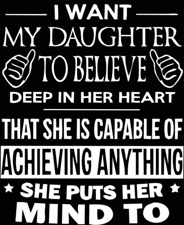mothers love for daughter 1