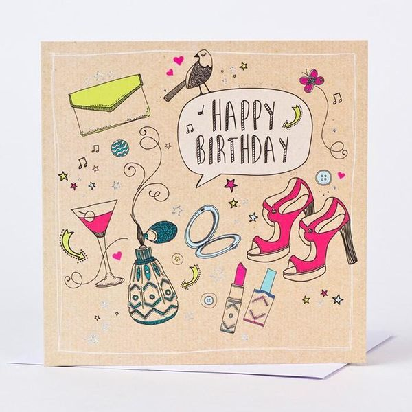 Eye-catching Images of Birthday Cards for Her 1