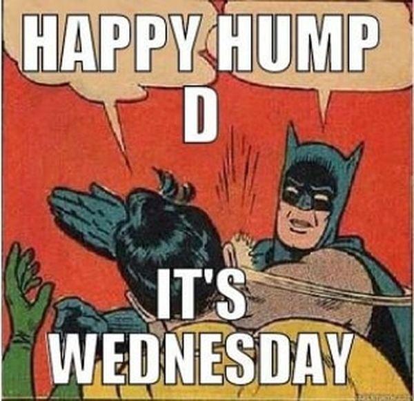 Fuck Hump Day Meme 1