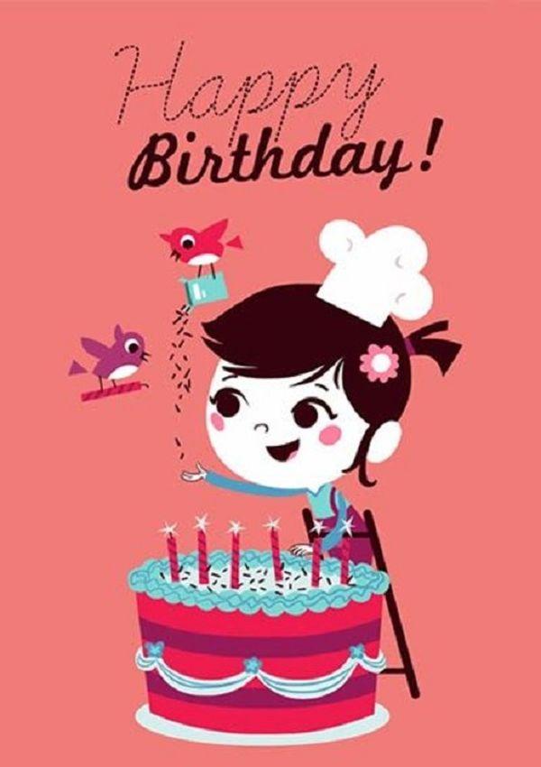 Happy birthday girl images 4