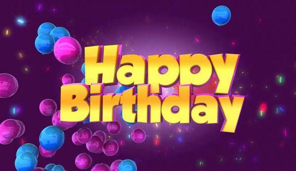 Happy birthday images free 4
