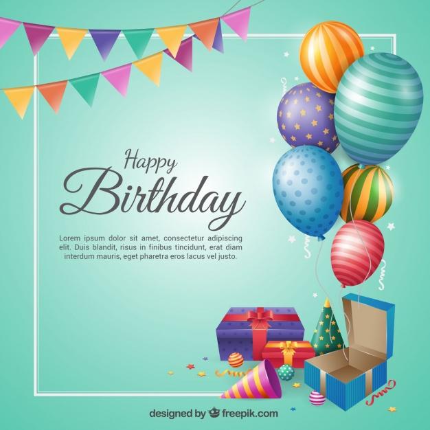 Free Printable Birthday Cards Templates Online