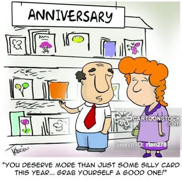 Cartoon Anniversary Pictures