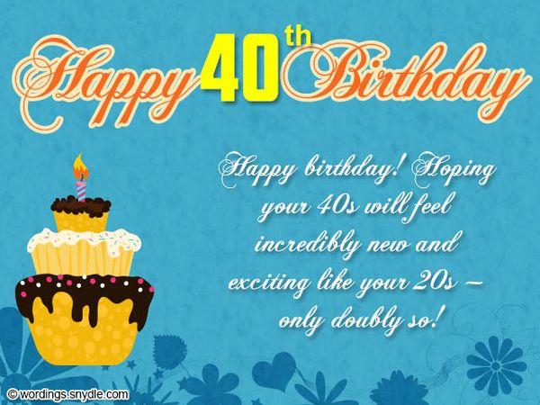 Unbelievable 40YearOld Birthday Images