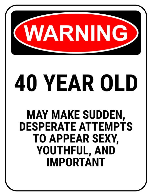 Excellent 40YearOld Birthday Images