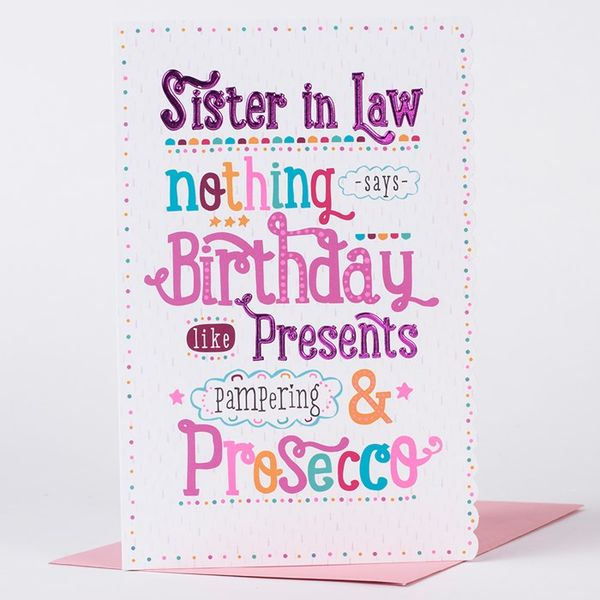 happy birthday sister in law delicate images