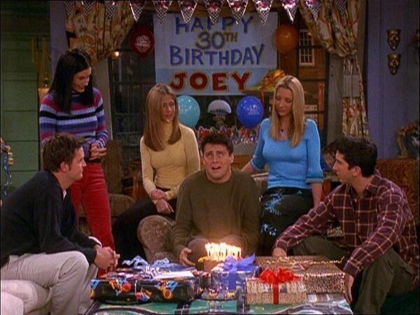 Excited Happy 30th Birthday Meme