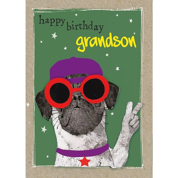 Awesome Happy Birthday Grandson Images 4
