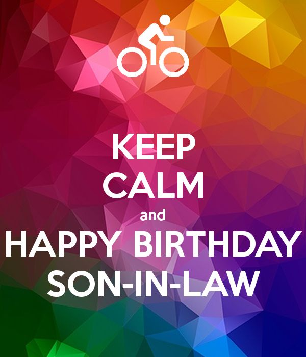 Happy birthday soninlaw images and memes 2