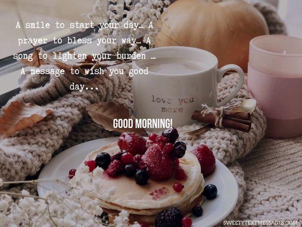 Amazing Spiritual Good Morning Quotes