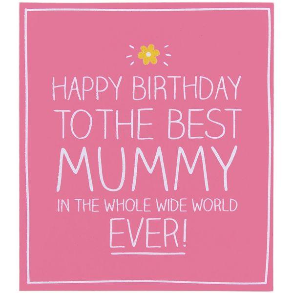 Happy Birthday Mom Quotes 8