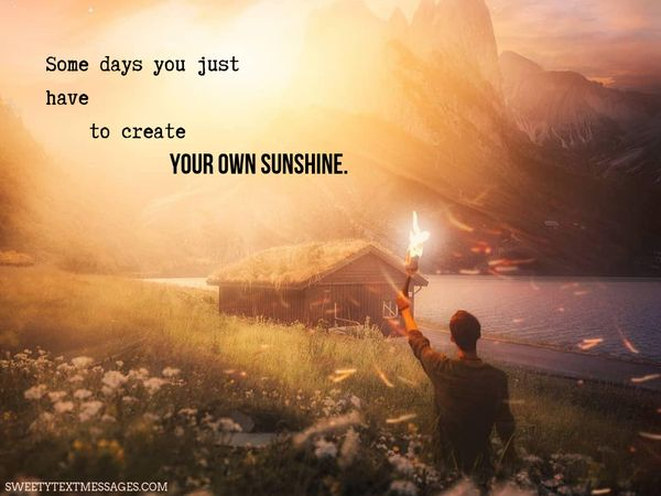 Positive Morning Quotes to Cheer You Up