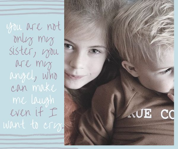 Brother and Sister Quotes 2
