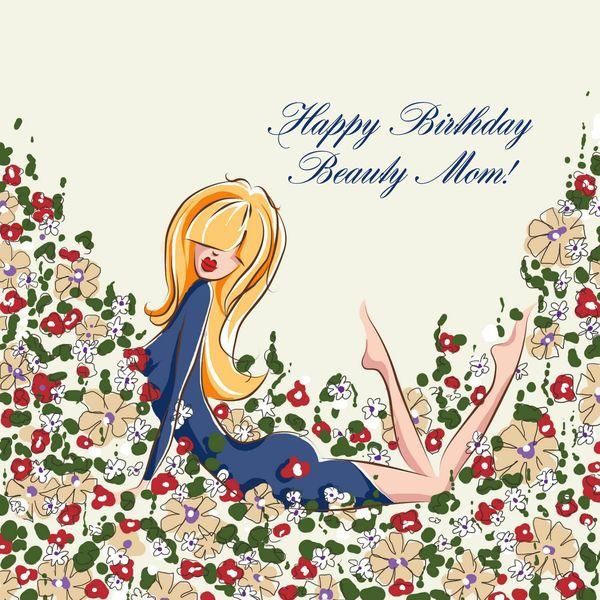 Happy Birthday Beauty Mom