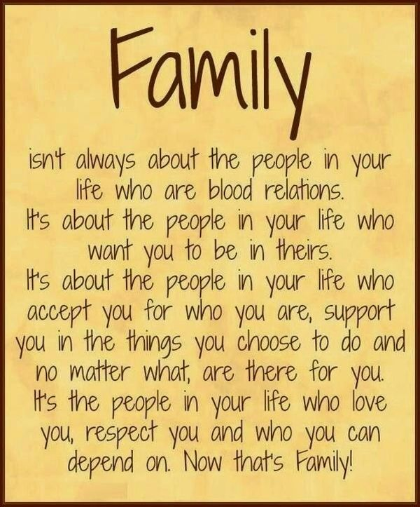 Impressively Strong Family Sayings 6