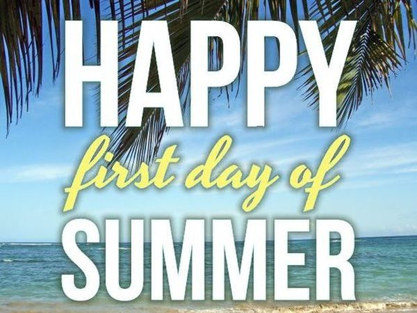Amazing Sayings to Celebrate the First Day of Summer