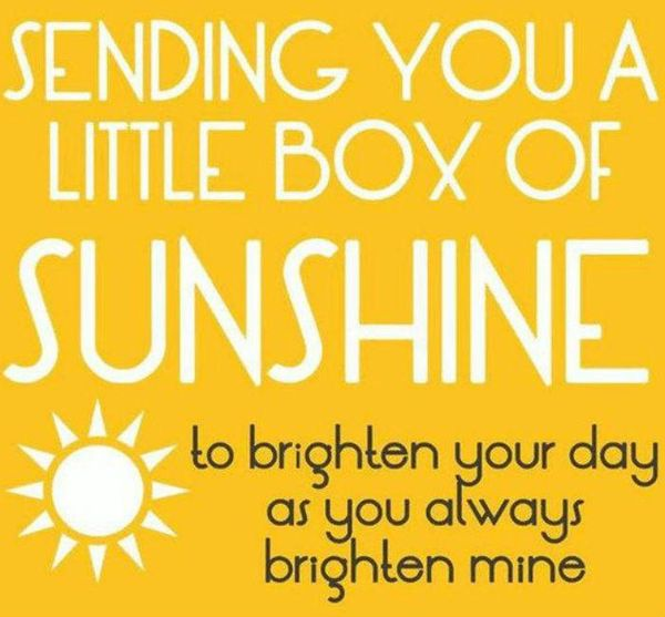 Sweet Good Morning Sayings to Welcome Sunshine for Her and Him