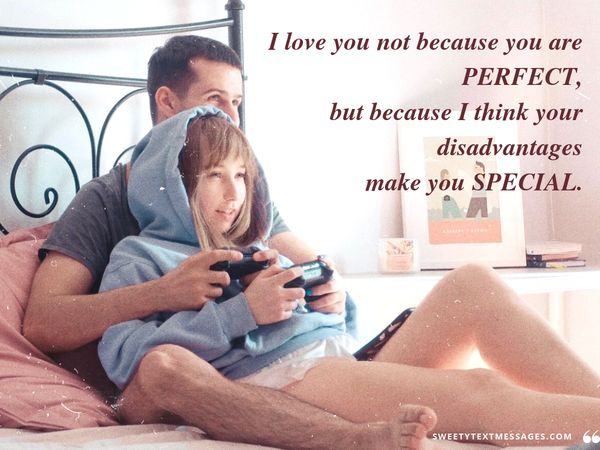 Quotes to tell someone you are my true love