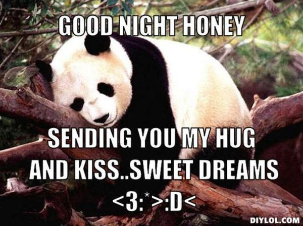 Cute and Sweet Goodnight Memes for Her 1