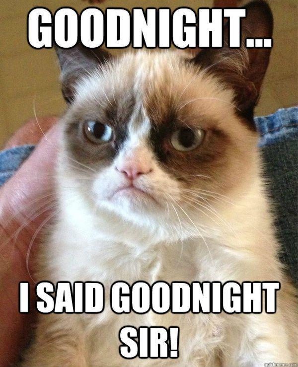Funny Goodnight Memes 2