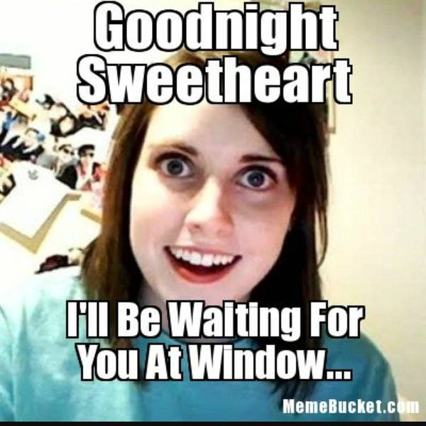 Good Night My Love Meme 1