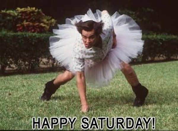 Happy Saturday Meme 3