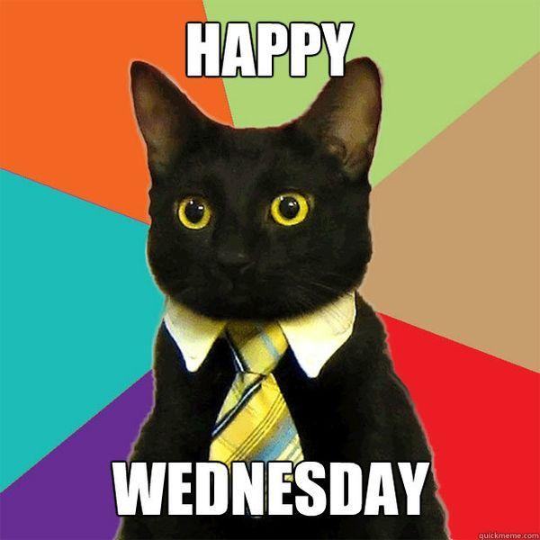 Happy Wednesday Meme 3