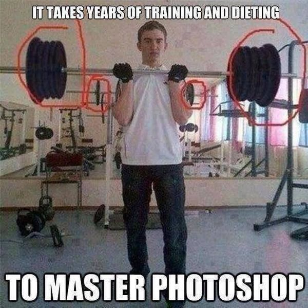 Hilarious Exercise Meme 3