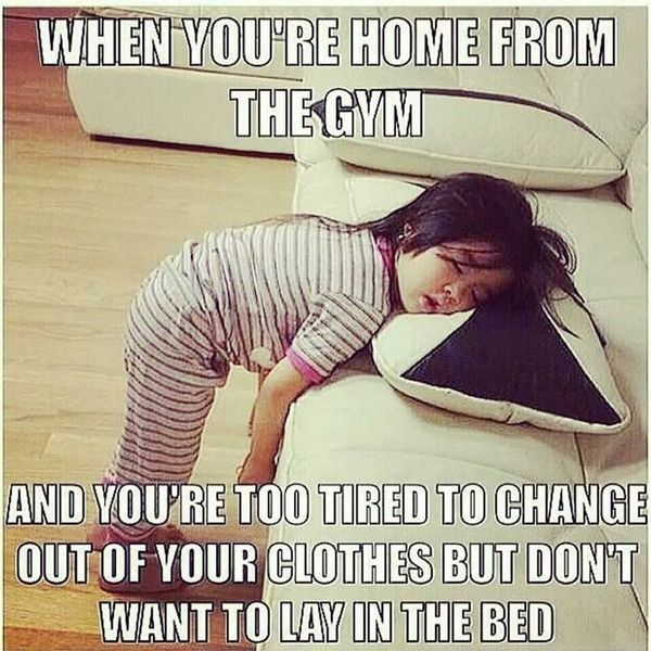 Sore After Workout Memes 2