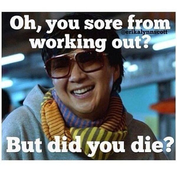Where Do You Work Out Meme 2