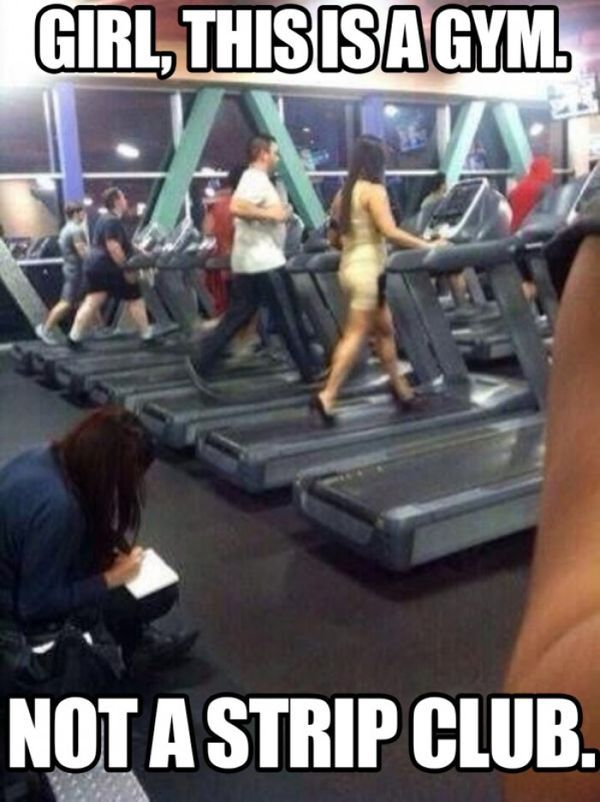 Where Do You Work Out Meme 4