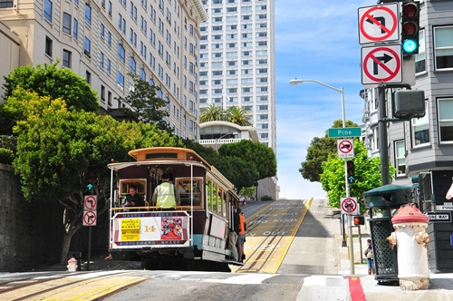 Cable Cars Captions
