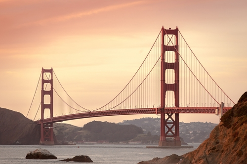 Golden Gate Bridge Captions
