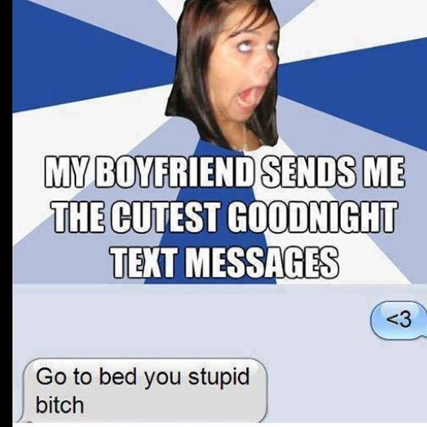 My Boyfriend Sends Me the Citest Goodnight Text Messages...